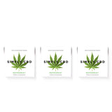 Simply CBD Gum 3-packs of chewing gum per order
