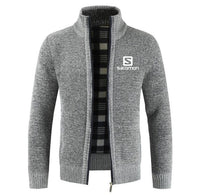 Men's Color Salomon Sweatercoat