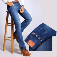 Casual Jeans Men Business