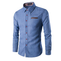 Men's Casual Slim Fit