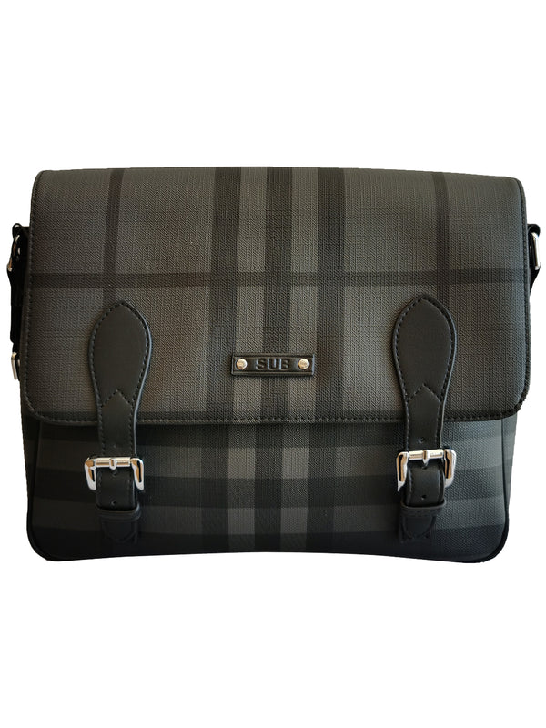 Messenger Bag- Grey