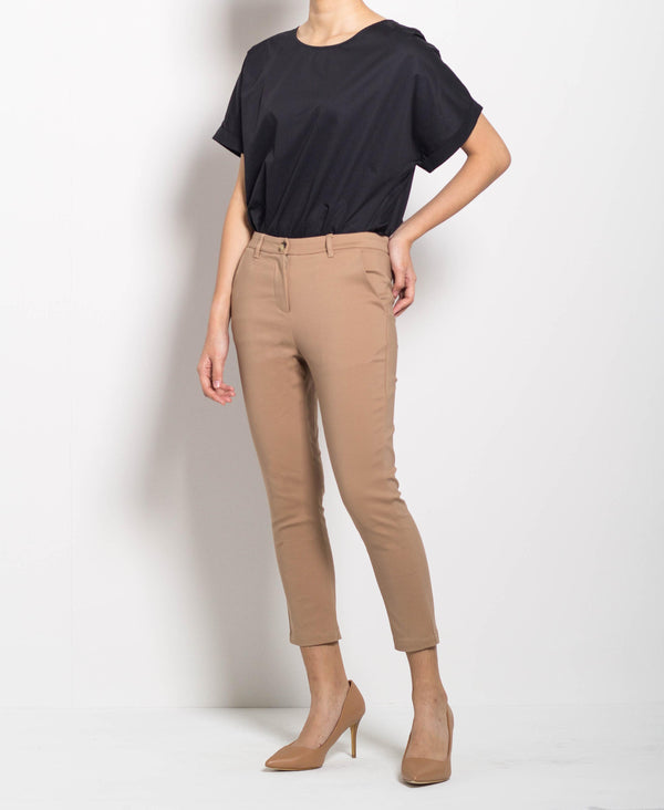 Women Long Pants - Khaki