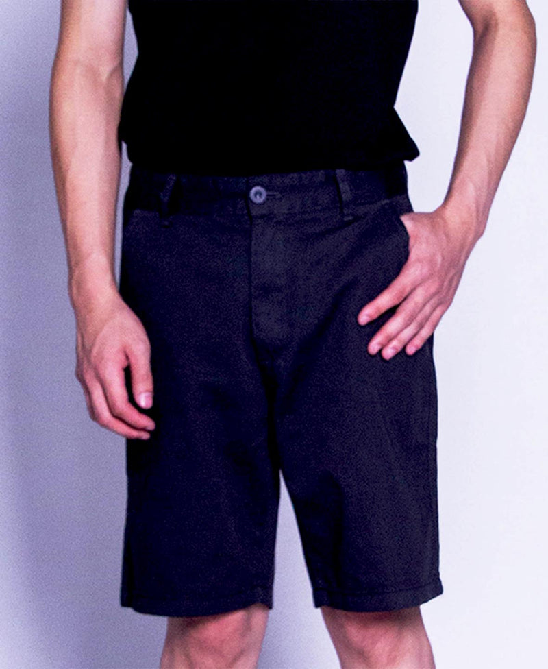 Men Short Pants - Dark Grey