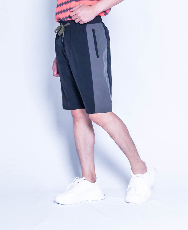 Men Short Pants - Black