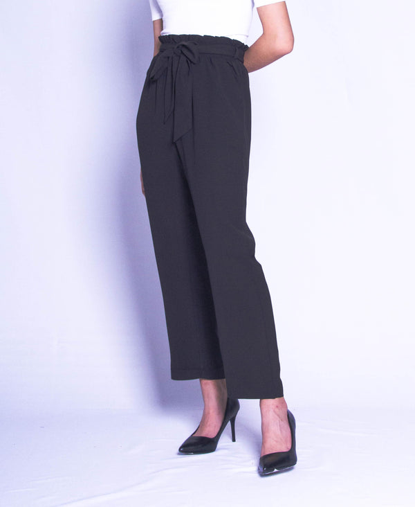 Women Long Pants - Black
