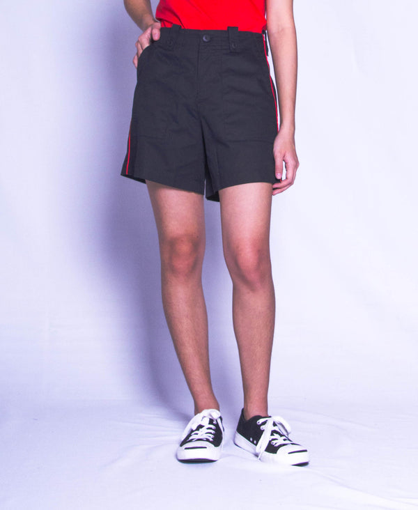 Women Short Pants - Black