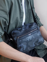 Load image into Gallery viewer, Crossbody Bag- Grey