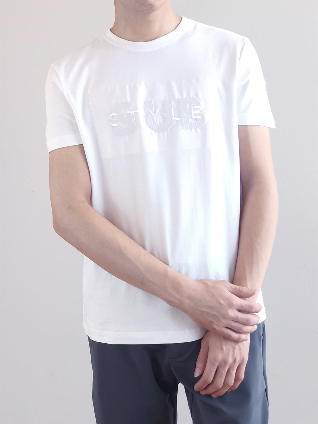 Graphic Tee- White