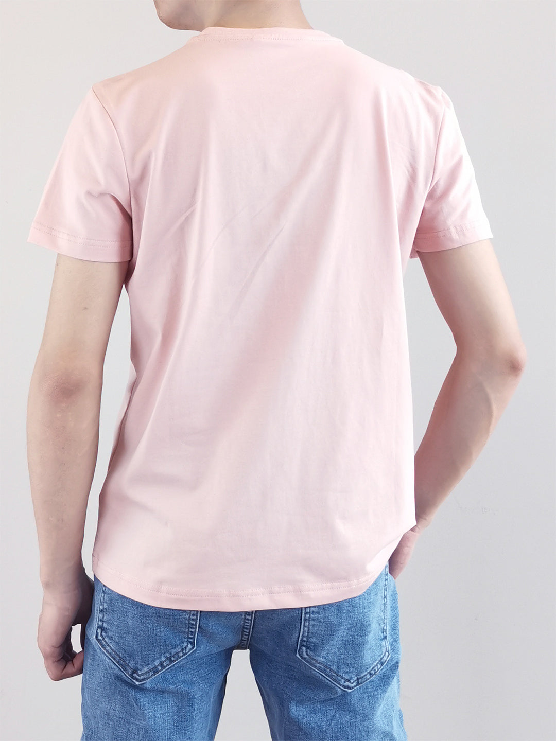 Graphic Tee- Pink