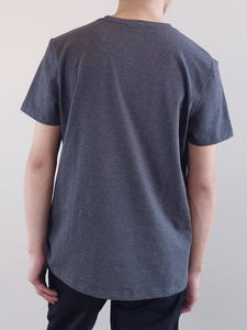 Basic Tee- Dark Grey