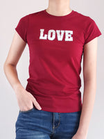 Load image into Gallery viewer, Graphic Tee- Red