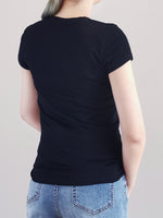 Load image into Gallery viewer, Graphic Tee- Black