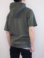 Load image into Gallery viewer, Oversized Hoodie- Army Green