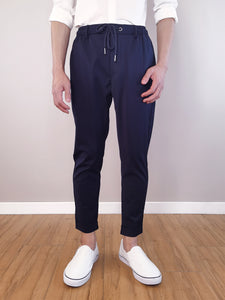 Slim Fit Jogger- Navy