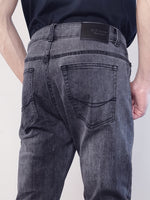 Load image into Gallery viewer, Long Jeans Skinny Fit - Grey