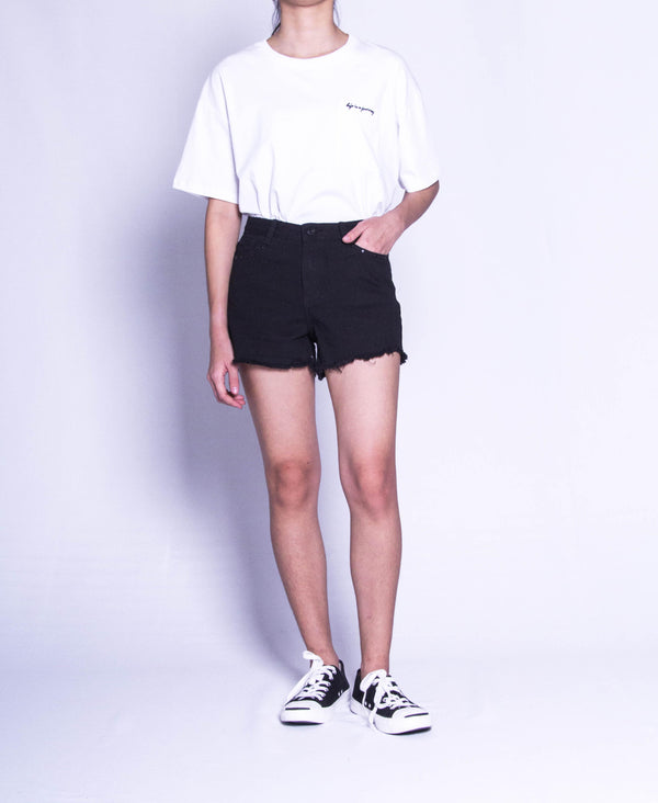 Women Short Pant - Black