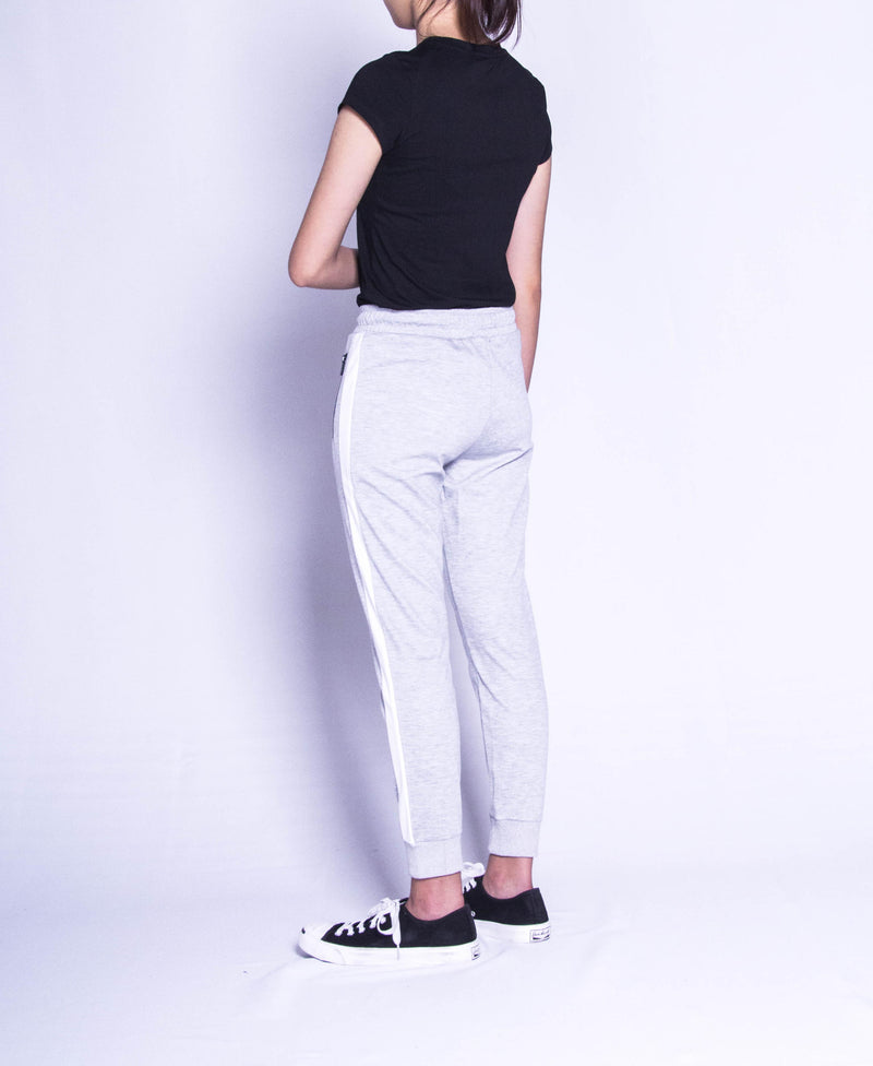 Women Long Jogger - Grey