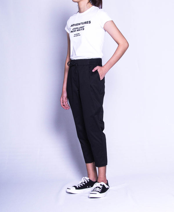 Women Long Pants Black