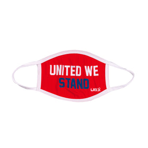 Face Mask - United (4 pack)