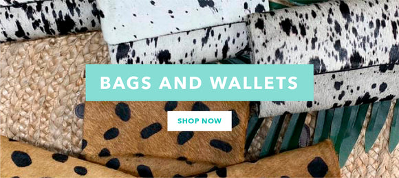 Shop Bags and Wallets