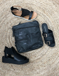 In Leatherz BL06 Cross body Bag - Emelda's Shoes