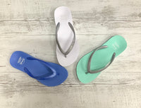 Scholl Fiji Thongs - Emelda's Shoes