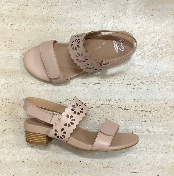 Scholl Gigi Blush - Emelda's Shoes