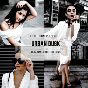 Urban Dusk - Simple Brilliant Services