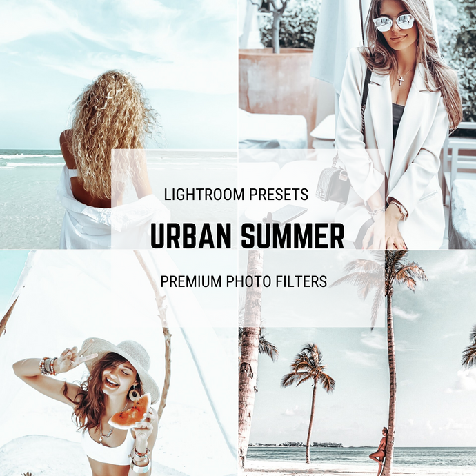 Urban Summer - Simple Brilliant Services