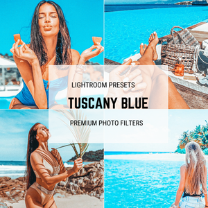 Tuscany Blue - Simple Brilliant Services