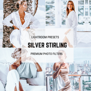 Silver Stirling - Simple Brilliant Services
