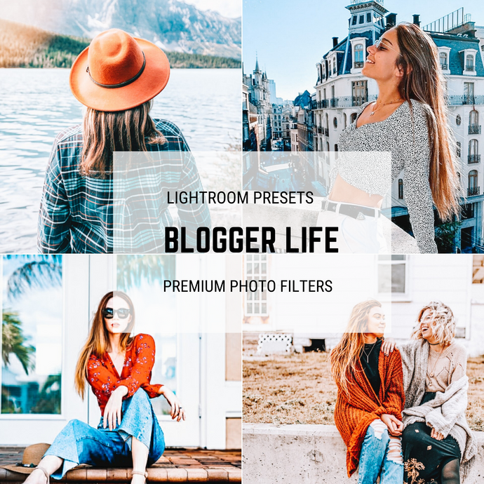 Blogger Life - Simple Brilliant Services