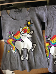 Smart Girl Accessories Smart Unicorn Tank
