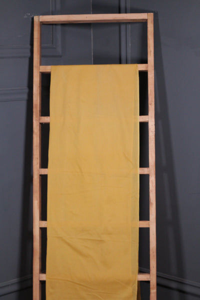 Yellow Dyed Cambric Trouser Fabric - leftover.pk