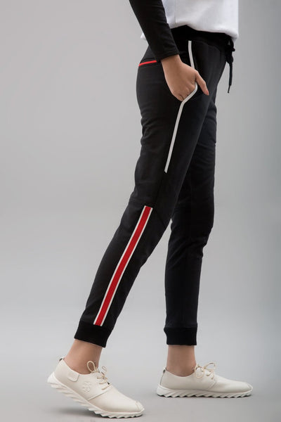 Up And Down Jogger Trouser - leftover.pk