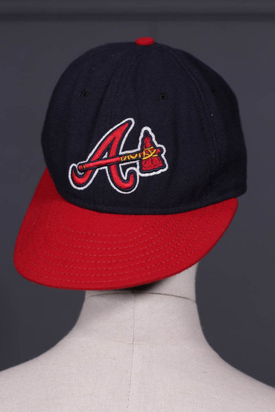 Red & Black Mens Cap - leftover.pk