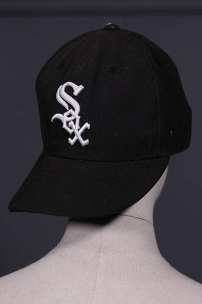 Men Black Cap SX-107 - leftover.pk