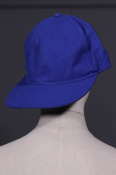 Men Dark Blue Cap Plain-107 - leftover.pk