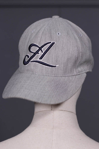Grey Mens Cap - leftover.pk