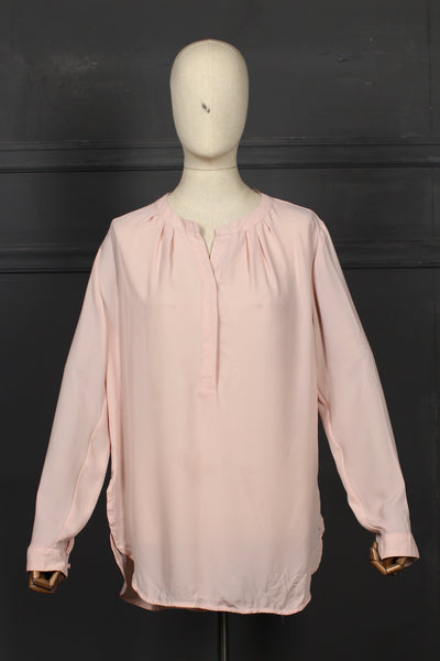 Pink Fusion Top - 1208 - leftover.pk