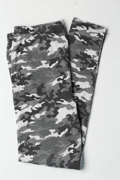 (A-04) Army look Tights (Ti-10) - leftover.pk