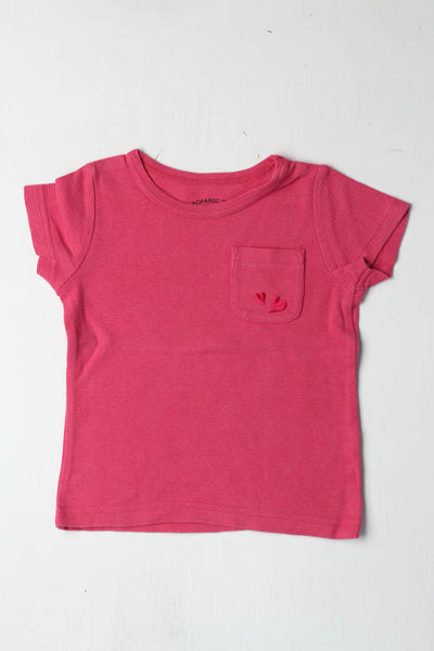 A-02 Kids Girl Top (126-Kd-04) - leftover.pk