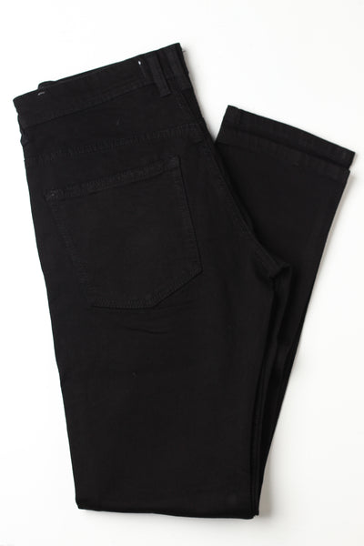 Blunt men Black Jeans - leftover.pk