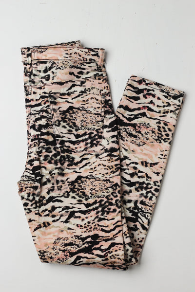 River island Girls Pants Tiger Print - leftover.pk