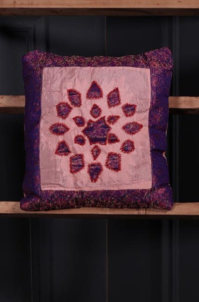Artisan Cushion Cover (1005-CS-051) - leftover.pk