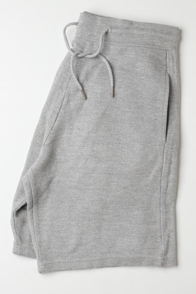 Zara Men Dark Grey Shorts - leftover.pk