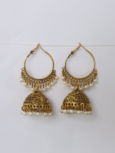 Earrings - leftover.pk