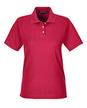 Load image into Gallery viewer, Devon & Jones Women's Cotton Pique Polo