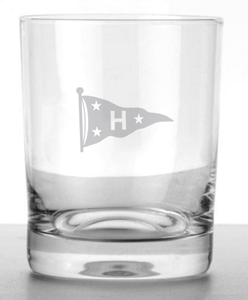 14oz Glass Tumbler - set of 4.