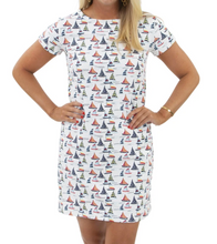 Load image into Gallery viewer, Sailor-Sailor Marina Dress